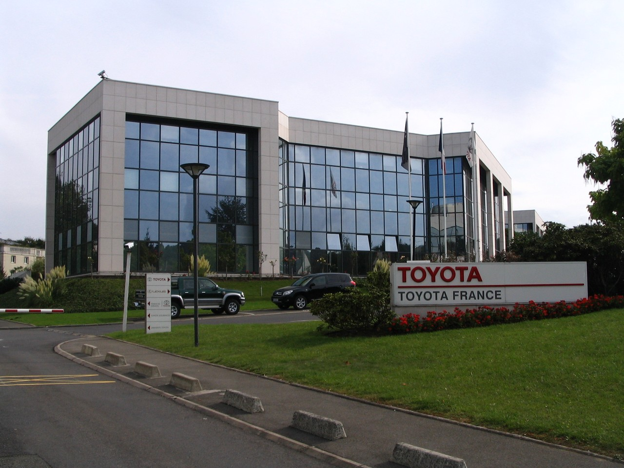 Vaucresson Toyota France